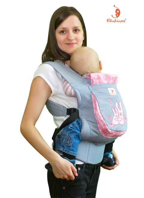 Высота рюкзака без учета пояса 36 см. Рюкзачок рассчитан на широкий диапазон размеров родителей - от 42 женского до...